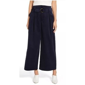 1.State High Waisted Wide Leg Cordaroys